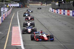 Robert Shwartzman, Prema Racing and David Beckmann, Charouz Racing System