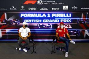 Valtteri Bottas, Mercedes en Charles Leclerc, Ferrari