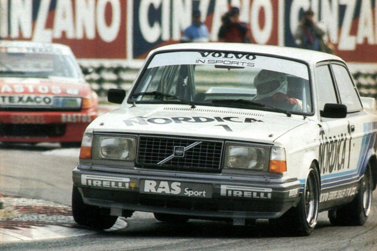 Per Stureson (Volvo 242 Turbo): Mainz-Finthen 1984