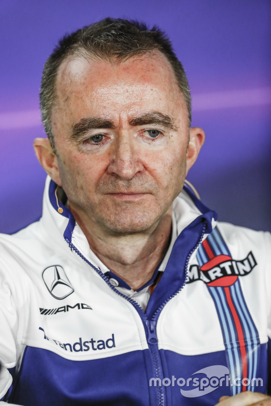 Pressekonferenz: Paddy Lowe, Williams