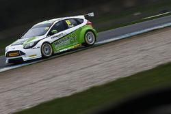Josh Cook, Team Parker with Maximum Motorsport Ford Focus
