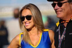 Grid girl Turner Motorsport