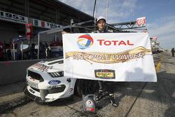 Total pole award winner #60 KohR Motorsports Ford Mustang: Jade Buford