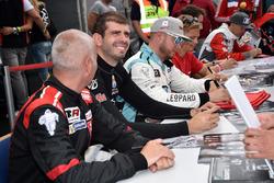 Autograph session, Dusan Borkovic, GE-Force, Alfa Romeo Giulietta TCR