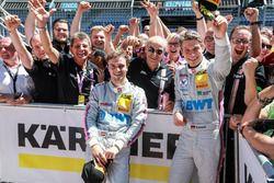 2. #26 BWT Mücke Motorsport, Mercedes-AMG GT3: Sebastian Asch, Lucas Auer