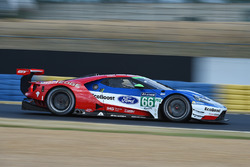 №66 Ford Chip Ganassi Racing Ford GT: Оливье Пла, Штефан Мюкке, Билли Джонсон