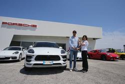Valentina Albanese, Responsabile Porsche Motorsport Italia