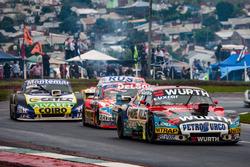 Juan Martin Trucco, JMT Motorsport Dodge, Juan Pablo Gianini, JPG Racing Ford, Julian Santero, Coiro