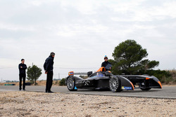 Bono Huis, Faraday Future Dragon Racing test