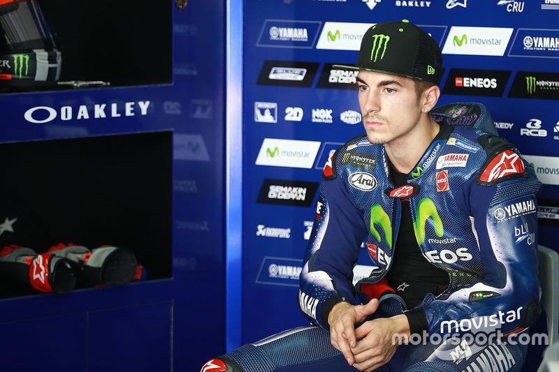 Viñales donne rendez-vous à Rossi