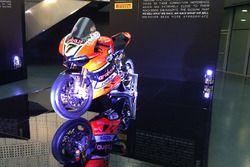 WSBK Ducati Team-motor van Chaz Davies