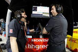 Michael Andretti, Bryan Herta, Andretti Autosport