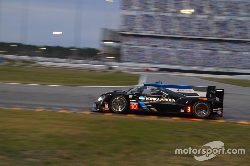 VisitFlorida.com Racing#10 Wayne Taylor Racing Cadillac DPi: Ricky Taylor, Jordan Taylor, Max Angele