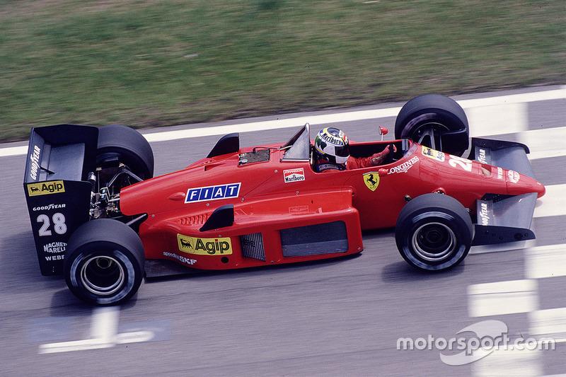 1986年:フェラーリF186
