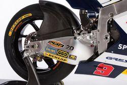 Bike von Jorge Navarro, Federal Oil Gresini Moto2