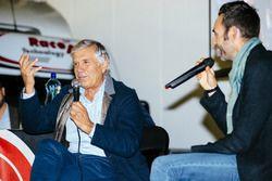 Giacomo Agostini intervistato da Stefano Ferrando, giornalista RSI