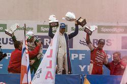 Agustin Canapino, Jet Racing Chevrolet, Christian Ledesma, Las Toscas Racing Chevrolet, Juan Martin