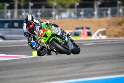 #4 Tati Team Beaujolais Racing, Kawasaki: Julien Pilot, Kevin Denis, Julien Enjolras