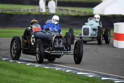 Goodwood Trophy: Simon Diffey Bugatti