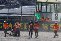 Axel Pons, AGR Team crash