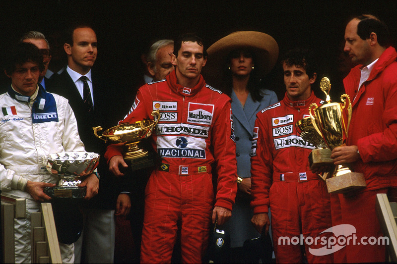 16 - GP de Mónaco, 1989, Montecarlo