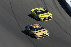 Jeffrey Earnhardt, Ford, Matt Kenseth, Joe Gibbs Racing Toyota