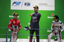 Antonio Fuoco, PREMA Powerteam, Luca Ghiotto, RUSSIAN TIME, Nobuharu Matsushita, ART Grand Prix
