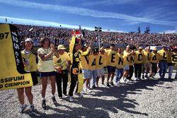 Fans van Valentino Rossi, Aprilia