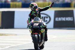 Deuxième place Johann Zarco, Monster Yamaha Tech 3