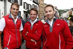 #10 Audi Sport Team WRT, Audi R8 LMS: René Rast, Frédéric Vervisch, Nico Müller