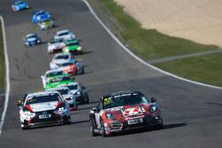 Claudius Karch, Ivan Jacoma, Porsche Cayman S, Mathol Racing