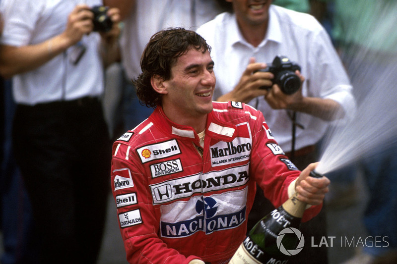 22 - GP de Mónaco, 1990, Monte Carlo