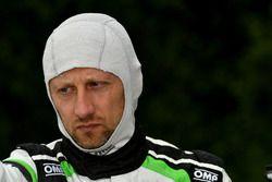 Paolo Porro, Ford Fiesta WRC, Bluthunder