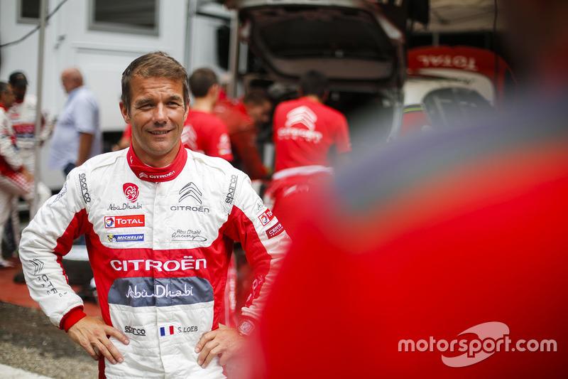 Себастьян Льоб, Citroën