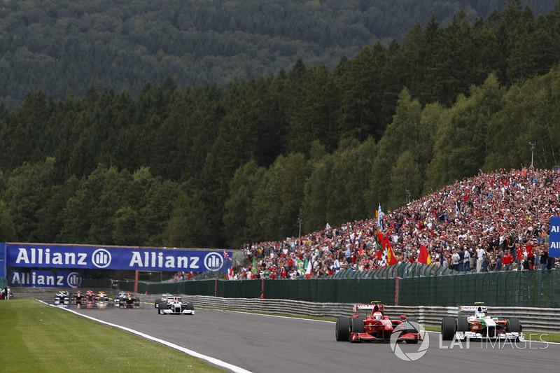 2009 Kimi Raikkonen, Ferrari