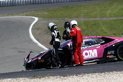 #7 HB Racing WDS Bau, Lamborghini Huracán GT3: Marco Mapelli