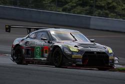 #10 Gainer Nissan GT-R Nismo GT3: Ryuichiro Tomita, Hiroki Yoshida