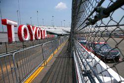 Kyle Benjamin, Joe Gibbs Racing, Toyota