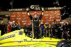 1. Simon Pagenaud, Team Penske, Chevrolet