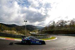 #4 Black Falcon, Mercedes-AMG GT3: Абдуласис аль Файсаль, Хуберт Хаупт