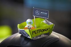 Barchetta Mercedes AMG F1