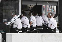 James Allison, jefe técnico de Mercedes AMG F1
