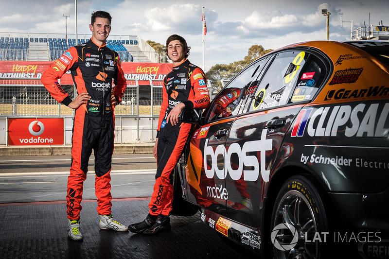 Ник Перкат, Brad Jones Racing Holden, Маколи Джонс, Brad Jones Racing Holden