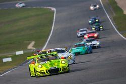 Michael Christensen, Kevin Estre, Manthey Racing, Porsche 911 GT3 R