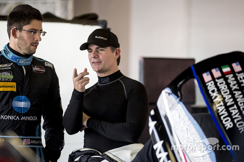 Jordan Taylor, Jeff Gordon, Wayne Taylor Racing