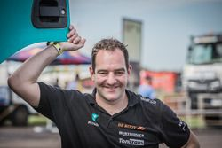 #507 Team De Rooy, IVECO: Тон ван Генугтен