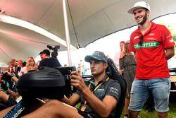 Mitch Evans, Jaguar Racing, Daniel Abt, ABT Schaeffler Audi Sport