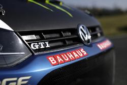 Volkswagen Polo GTI Supercar команды PSRX Volkswagen Sweden
