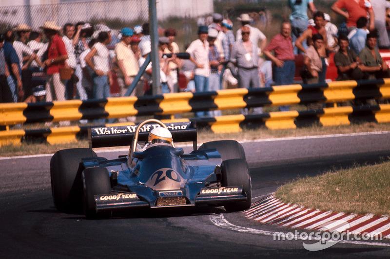 Jody Scheckter - 10 victorias