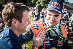 Stefan Huber, KTM and #16 Red Bull KTM Factory Racing: Matthias Walkner